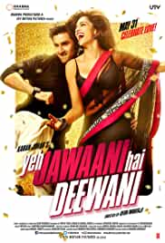 Yeh Jawaani Hai Deewani 2013 Hindi BRRip 480p 450MB MKV