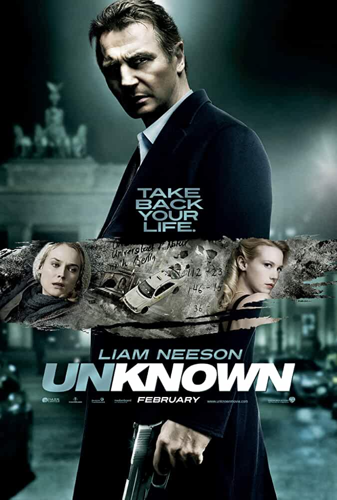 Unknown 2011 Hindi Dual Audio 480p BRRip full movie watch online freee download at movies365.cc