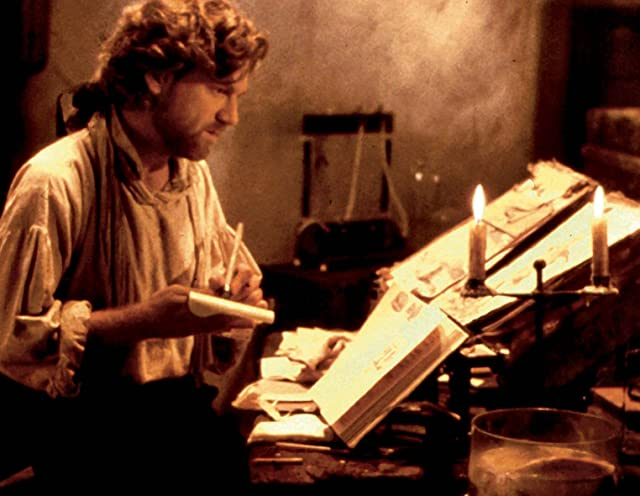 Kenneth Branagh in Mary Shelley's Frankenstein (1994)