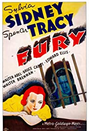 Fury (1936) Poster - Movie Forum, Cast, Reviews
