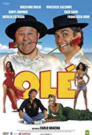 Olé Poster