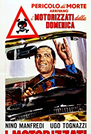 I motorizzati Poster