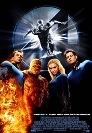 Fantastic 4: Rise of the Silver Surfer (2007)  (Hindi) Download on Vidmate