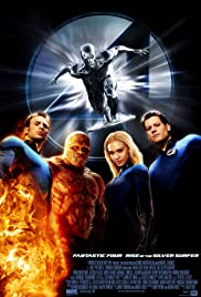 Fantastic 4: Rise of the Silver Surfer (English)