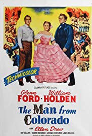 The Man from Colorado (1948) Poster - Movie Forum, Cast, Reviews