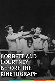 Corbett and Courtney Before the Kinetograph (1894) Poster - Movie Forum, Cast, Reviews