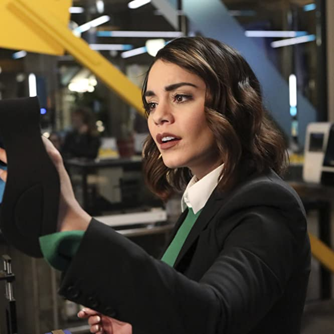 Vanessa Hudgens in Powerless (2017)