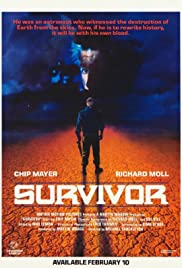 Survivor (1987) Poster - Movie Forum, Cast, Reviews