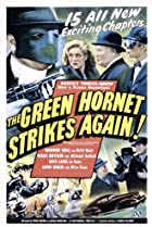 Image of The Green Hornet Strikes Again!
