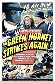 The Green Hornet Strikes Again! (1940) Poster - Movie Forum, Cast, Reviews