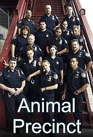 Animal Precinct Poster - TV Show Forum, Cast, Reviews