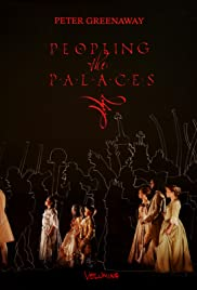Peopling the Palaces at Venaria Reale Poster