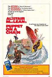Puppet on a Chain (1971) Poster - Movie Forum, Cast, Reviews