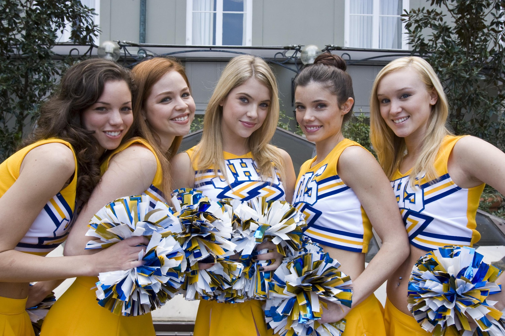 Image Fab Five: The Texas Cheerleader Scandal (2008) (TV) Watch Full Movie Free Online