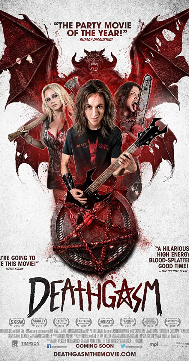 Deathgasm (2015) - IMDb Matt Damon's
