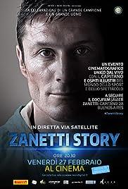 Zanetti Story Poster