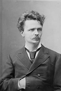 August Strindberg Picture