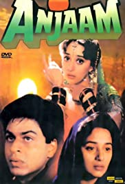 Anjaam(1994) Poster - Movie Forum, Cast, Reviews