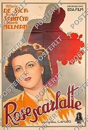 Rose scarlatte Poster