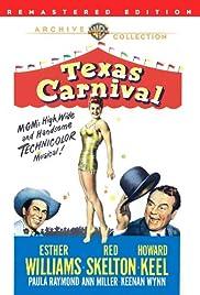 Texas Carnival(1951) Poster - Movie Forum, Cast, Reviews