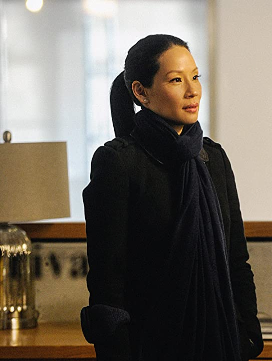 Lucy Liu in Elementary (2012)