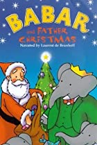 Image of Babar and Father Christmas