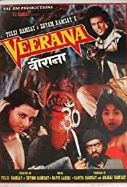 Veerana (1988) Poster - Movie Forum, Cast, Reviews