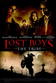 Lost Boys: The Tribe Poster