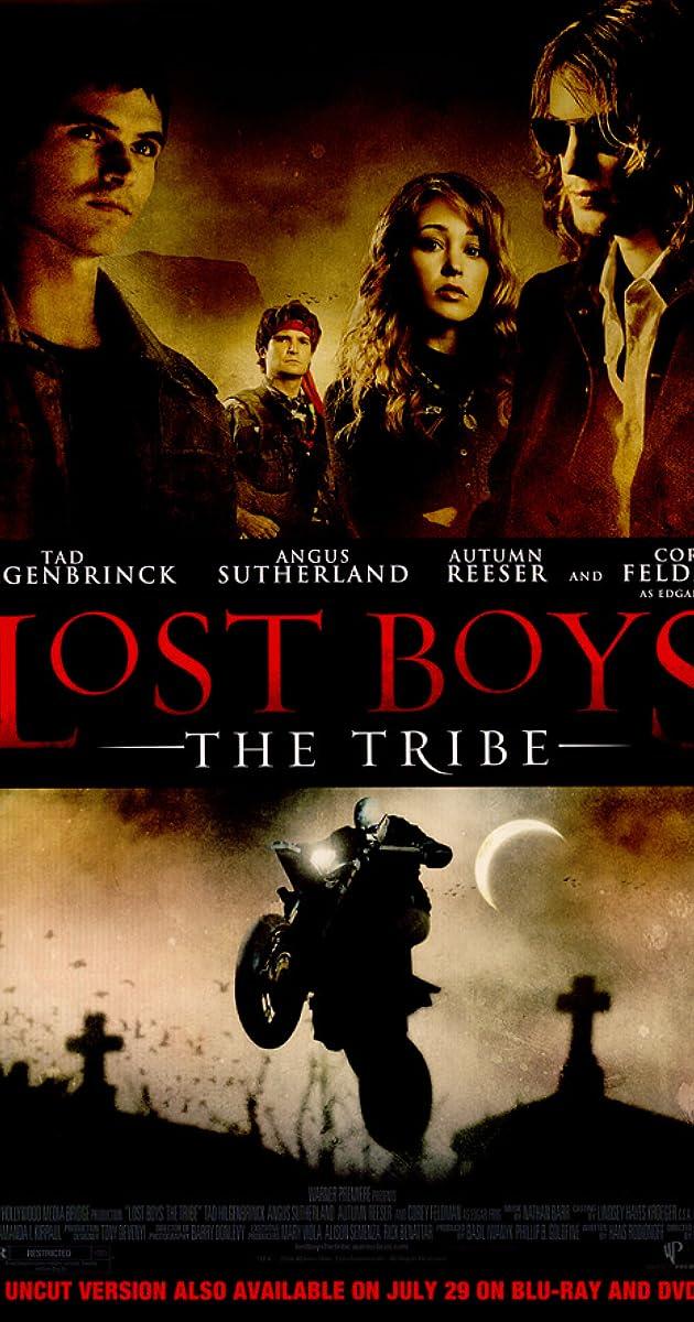 Prarasti berniukai. Gentis / Lost Boys: The Tribe (2008) Online