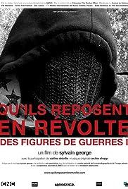 Qu'ils reposent en révolte (Des figures de guerre) Poster