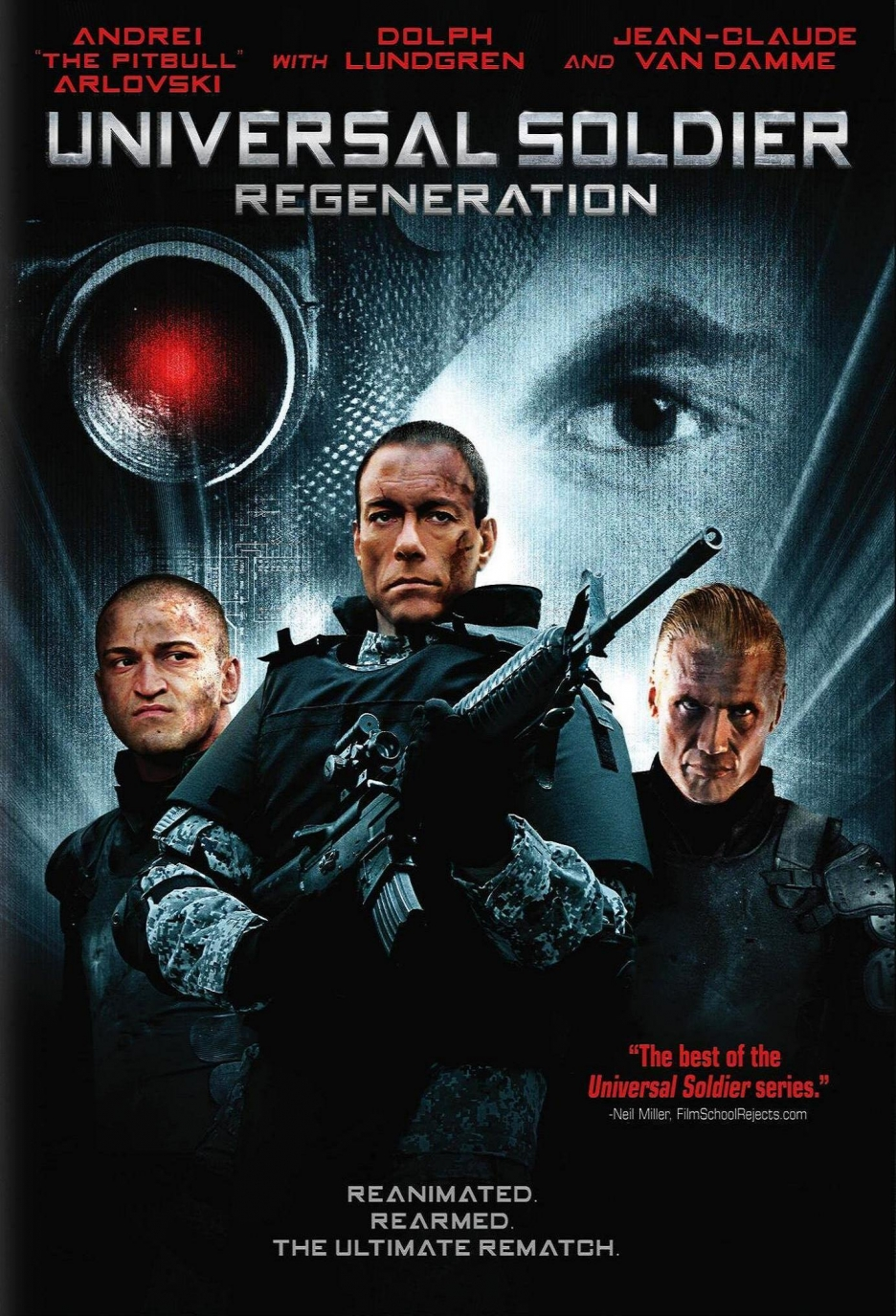 image Universal Soldier: Regeneration Watch Full Movie Free Online