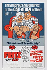 Fritz the Cat (1972) Poster - Movie Forum, Cast, Reviews