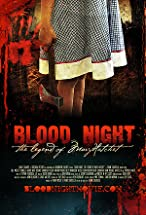 Primary image for Blood Night: The Legend of Mary Hatchet