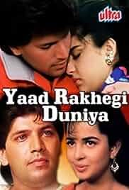 Yaad Rakhegi Duniya Poster