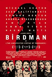 Birdman or (The Unexpected Virtue of Ignorance) (2014) Poster - Movie Forum, Cast, Reviews