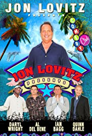 Jon Lovitz Presents Poster