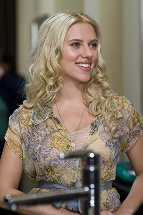 Scarlett Johansson in He's Just Not That Into You (2009)