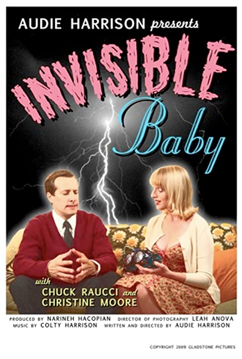 Chuck Raucci and Christine Moore in Invisible Baby