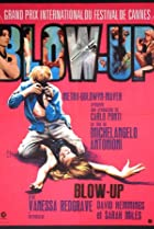 Blow-Up (1966) Poster