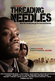 Threading Needles Poster