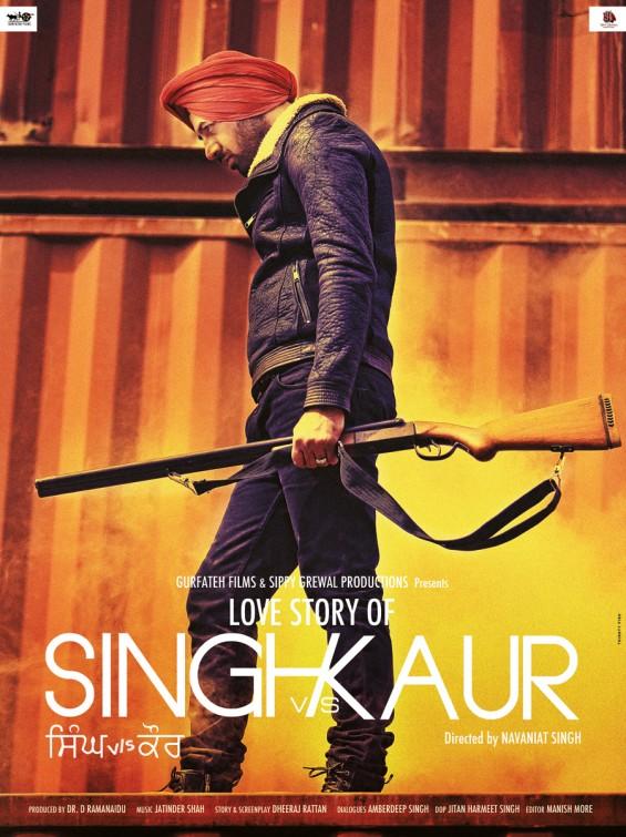 Singh vs Kaur (2013) Punjabi Movie