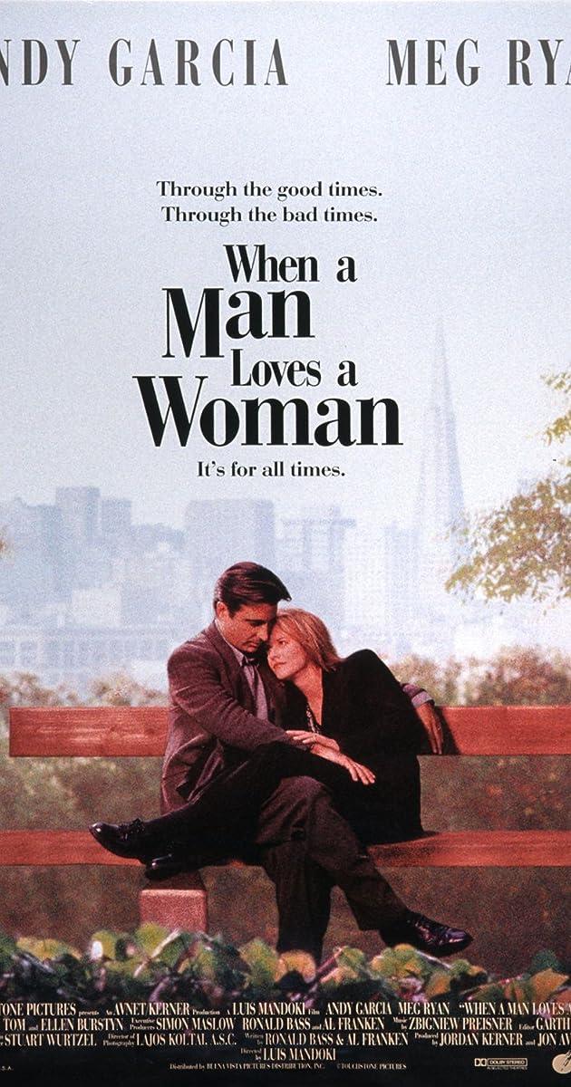 When A Man Loves A Woman Book