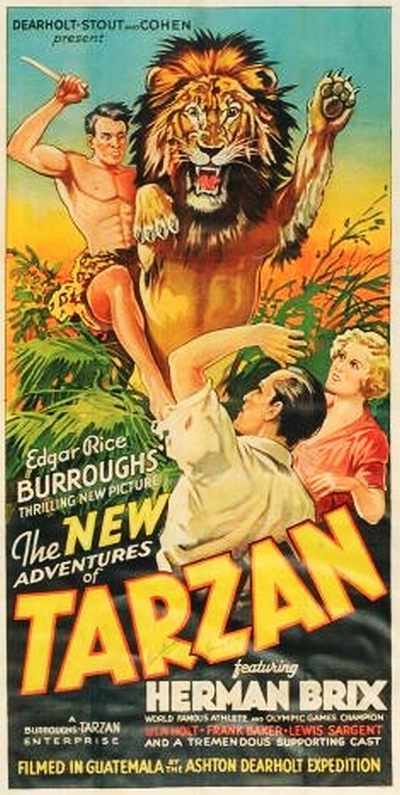 image The New Adventures of Tarzan (1935/I) Watch Full Movie Free Online