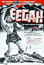 Eegah (1962) Poster - Movie Forum, Cast, Reviews