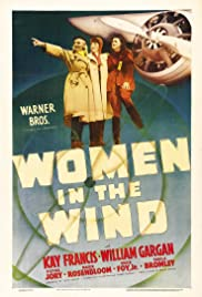Women in the Wind Poster