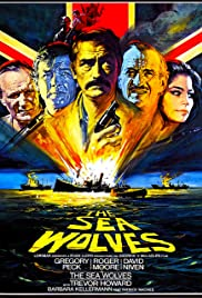 The Sea Wolves Poster