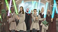 How the Phantom Menace Should Had Ended