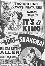 The Boat from Shanghai Poster