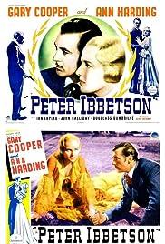 Peter Ibbetson(1935) Poster - Movie Forum, Cast, Reviews
