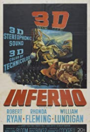 Inferno (1953) Poster - Movie Forum, Cast, Reviews